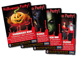 Tameside Halloween Party Guide