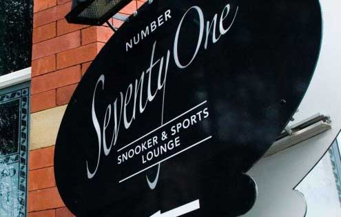 Number 71 Bar, Stalybridge- Discover what's on in & around ...